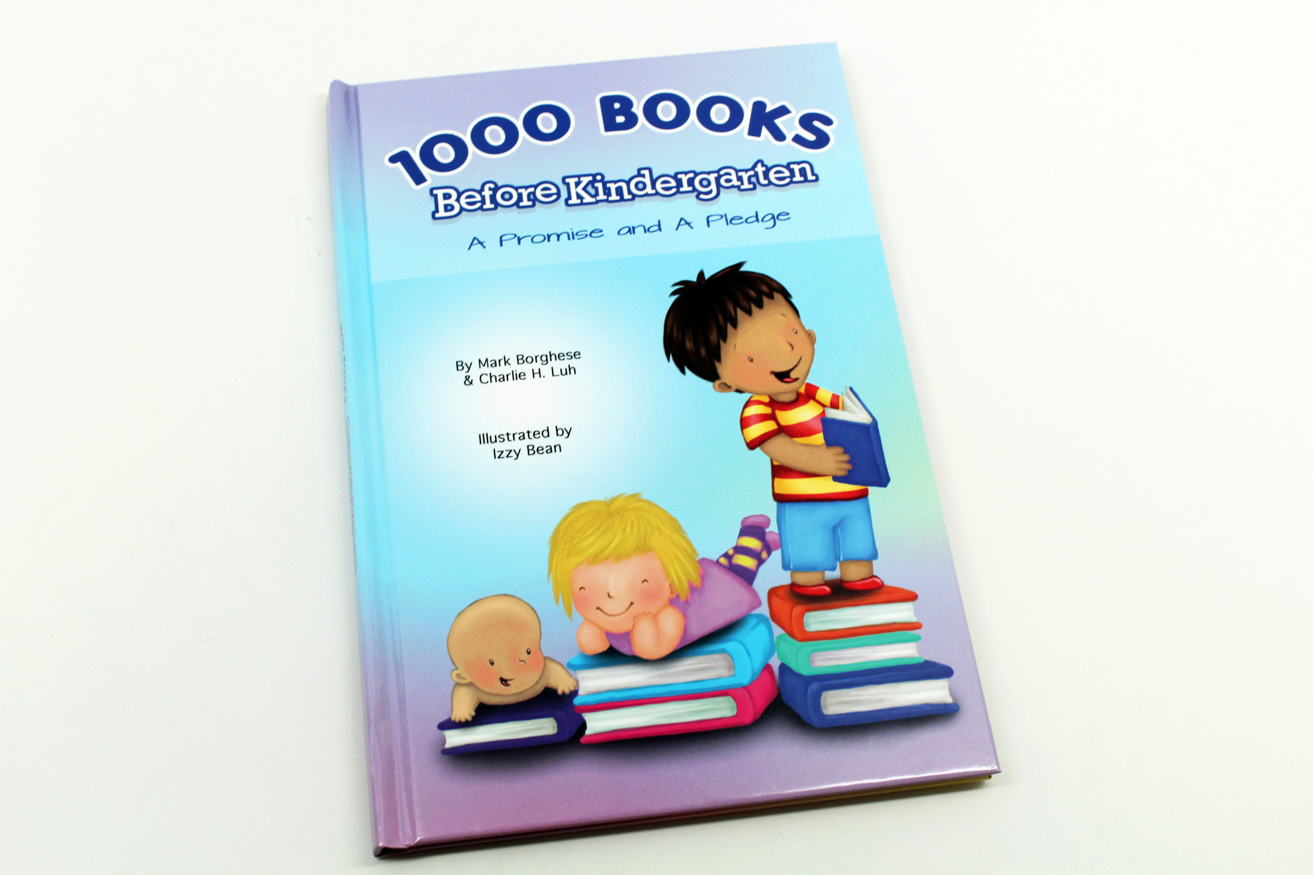 1000 Books Before Kindergarten: A Promise and A Pledge – 1000 Books ...