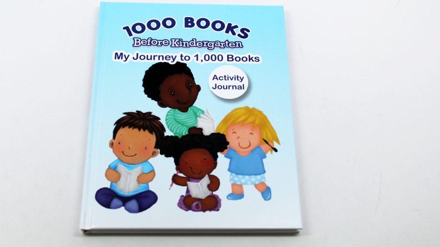 1000 Books Before Kindergarten: My Journey to 1,000 Books