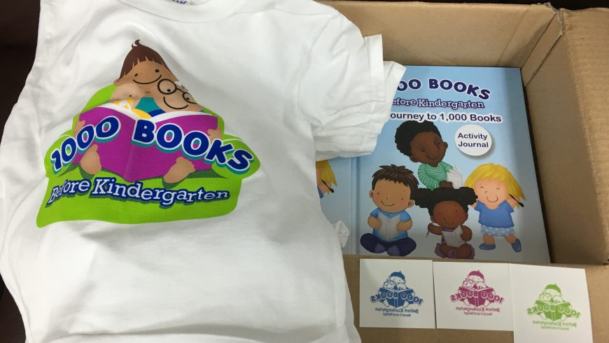 Luh & Associates Expands Partnership with 1000 Books Foundation to Support the 1000 Books Before Kindergarten Early Childhood Literacy Program
