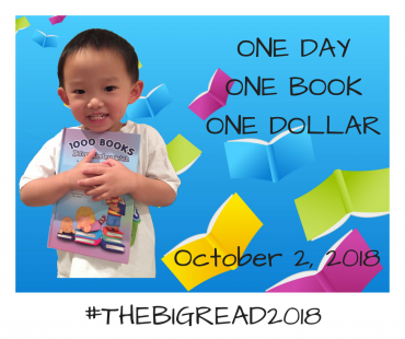 The Big Read 2018